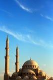 Al Noor清真寺 免版税库存照片