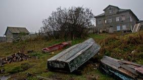 Al norte de Rusia. Fotos de archivo libres de regalías