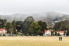Al norte de San Francisco - Marin County Foto de archivo libre de regalías