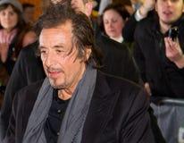 Al Pacino à Dublin Images stock