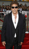 Al Pacino. Attends the Los Angeles Premiere of Ocean's Thirteen held at the Grauman's Chinese Theatre in Hollywood, California, on June 5, 2006 Royalty Free Stock Photos