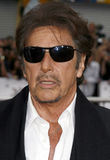 Al Pacino. Attends the Los Angeles Premiere of Ocean's Thirteen held at the Grauman's Chinese Theatre in Hollywood, California, on June 5, 2006 Royalty Free Stock Image