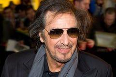 Al Pacino auf Festival in Dublin Lizenzfreie Stockfotografie