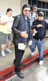 Al Pacino d'acteur chez LAX photo libre de droits
