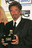 Al Pacino. At the 20th Annual American Cinematheque Award presentation dinner. Beverly Hilton Hotel, Beverly Hills, CA. 10-21-05 Stock Photography