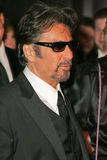 Al Pacino. At the 20th Annual American Cinematheque Award presentation dinner. Beverly Hilton Hotel, Beverly Hills, CA. 10-21-05 Royalty Free Stock Image