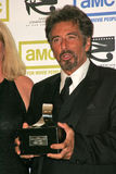 Al Pacino. At the 20th Annual American Cinematheque Award presentation dinner. Beverly Hilton Hotel, Beverly Hills, CA. 10-21-05 Stock Photos