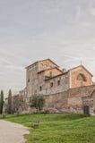 Al Palatino 02 της Ρώμης SAN Sebastiano Στοκ φωτογραφία με δικαίωμα ελεύθερης χρήσης