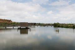Al parco del haSharon delle sparviere, Sharon Area immagini stock libere da diritti
