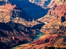 Al parco nazionale di Grand Canyon Fotografie Stock