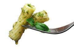 Al Pesto de pâtes Photo libre de droits