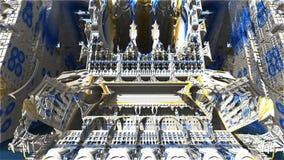 Al portone del tempio del ` s di Poseidon fotografia stock libera da diritti