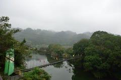 Al puente levadizo Fotos de archivo