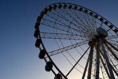 Al Qasba Ferris Wheel - Eye of the Emirates Stock Photos