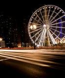 Al Qasba, Sharja, UAE imagen de archivo