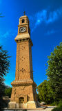 Al--Qashlauhr clocktower Bagdad der Irak Lizenzfreie Stockfotos