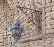 Al-Qasr bij Dakhla-Oase stock foto