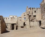 Al-Qasr at Dakhla Oasis Royalty Free Stock Images