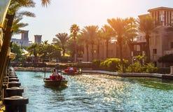 Al Qasr Jumeirah ξενοδοχείων στοκ εικόνες