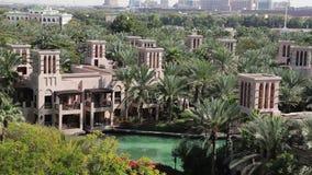 Al Qasr Madinat Jumeirah stock video footage