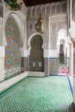 Al Quaraouiyine meczet Zdjęcia Royalty Free