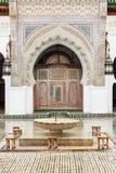 Al Quaraouiyine meczet Zdjęcie Stock