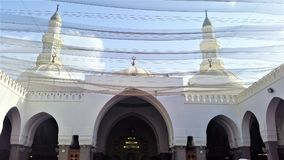 Al Quba di Masjid Immagine Stock