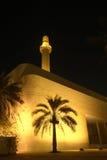 Al Qur'an Museo-Bahrein - detalle de Beit de la fachada Imágenes de archivo libres de regalías