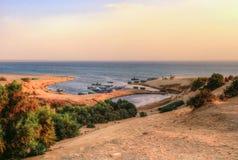 Al Rayan Wadi Στοκ Φωτογραφίες