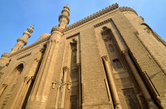 Al-Rifa'i Mosque Stock Photo