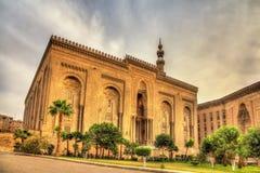 Al Rifai Mosque in Cairo Stock Photo