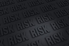 Al Risico Royalty-vrije Stock Afbeelding