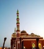 Al Salam meczet obraz stock