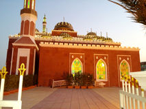 Al Salam Mosque Royaltyfria Foton