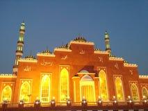 Al Salam Mosque Royaltyfri Fotografi