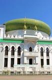 Al-Salam Mosque och den arabiska kulturella mitten lokaliseras i Odessa, Ukraina Arkivbilder