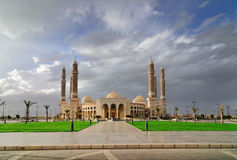 AL-Saleh mosque Stock Images