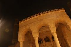 Al-Saleh Musoqe Arkivbild