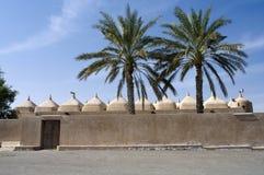 Al Samooda mosque, Jalan Bani Bu Ali, Oman Stock Image