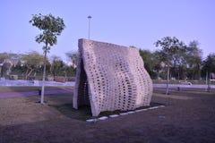 Al Shaheed Park Kuwait Royalty-vrije Stock Fotografie