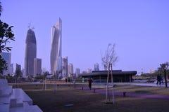 Al Shaheed Park Kuwait Fotos de archivo libres de regalías