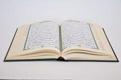 Al Shareif de Mushaf do Al o Quran santamente Fotografia de Stock Royalty Free