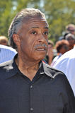 Al Sharpton de révérend Photographie stock libre de droits