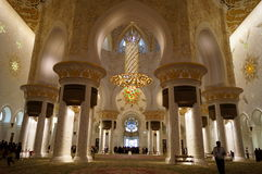 Free AL SHEIKH ZAYED MOSQUE Royalty Free Stock Images - 40841959
