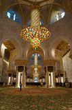 AL SHEIKH ZAYED MOSQUE Royalty Free Stock Images