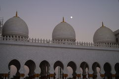 AL SHEIKH ZAYED MOSQUE Stock Images