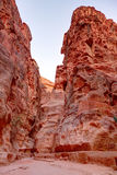 Al Siq Royalty Free Stock Image