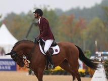 AL THANI Ali Khalid A du Qatar Images stock
