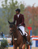 AL THANI Ali Khalid A du Qatar Image stock