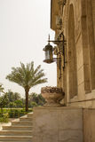 Al-tobool de mosquée Um Photographie stock